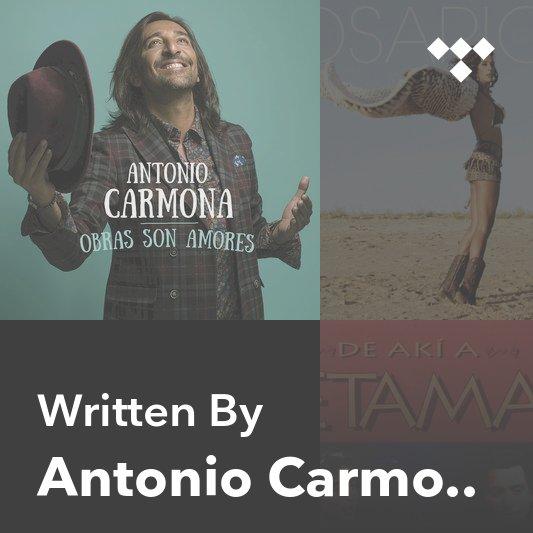 Songwriter Mix: Antonio Carmona