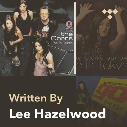 Songwriter Mix: Lee Hazelwood