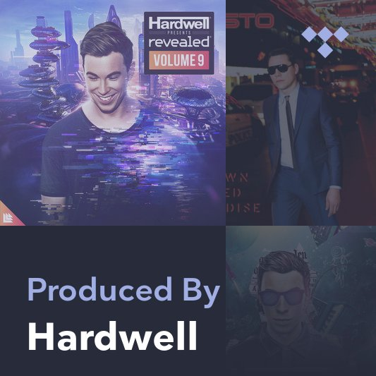 Producer Mix: Hardwell