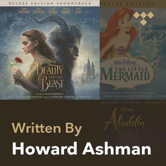 Songwriter Mix: Howard Ashman