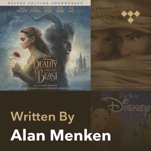 Songwriter Mix: Alan Menken
