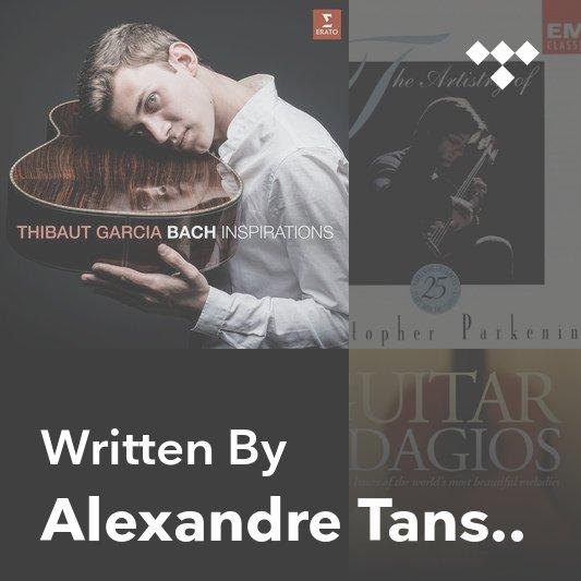 Songwriter Mix: Alexandre Tansman