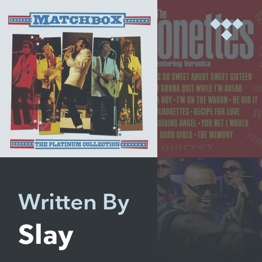 Songwriter Mix: Slay