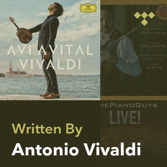 Songwriter Mix: Antonio Vivaldi