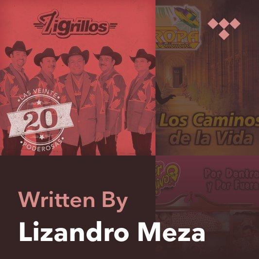 Songwriter Mix: Lizandro Meza
