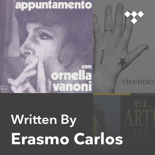 Songwriter Mix: Erasmo Carlos