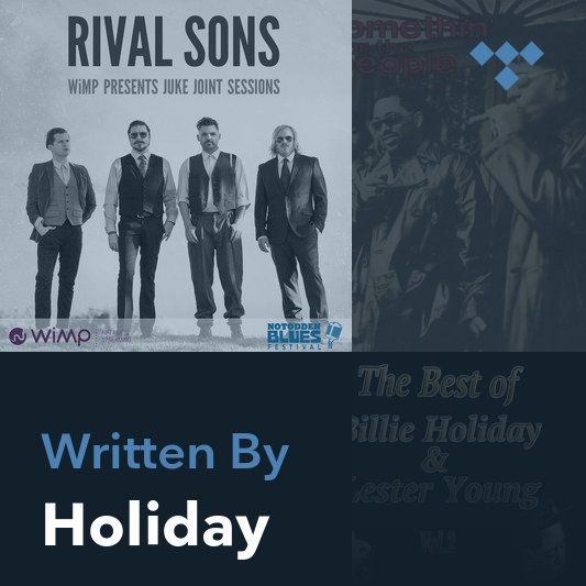 Songwriter Mix: Holiday