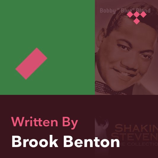 Songwriter Mix: Brook Benton