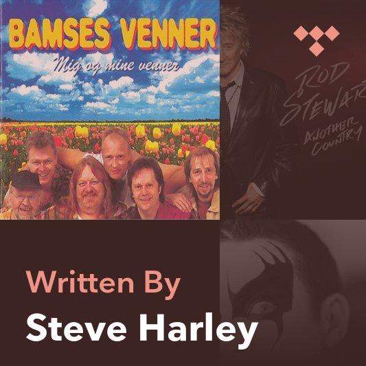 Songwriter Mix: Steve Harley