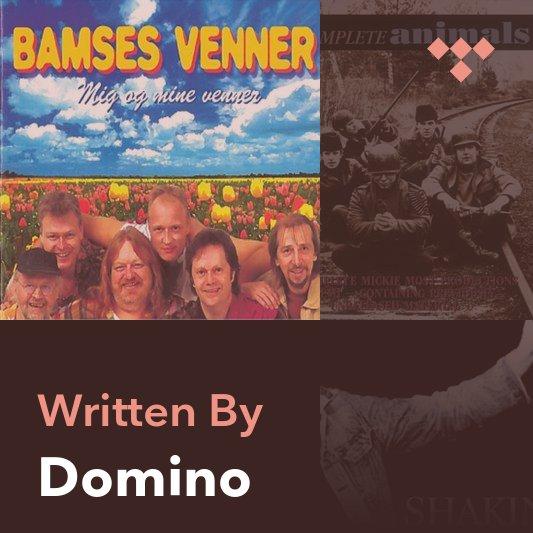 Songwriter Mix: Domino