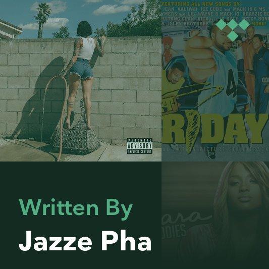 Songwriter Mix: Jazze Pha