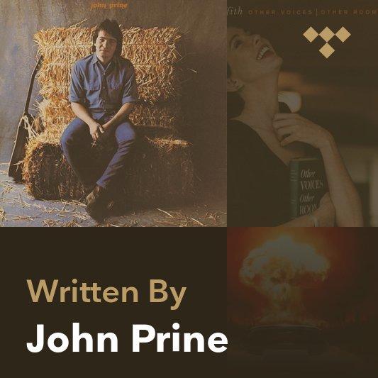 Songwriter Mix: John Prine