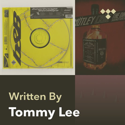 Songwriter Mix: Tommy Lee