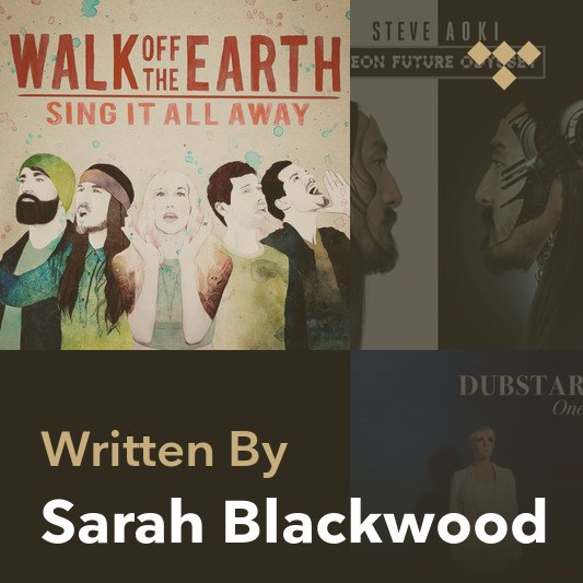 Songwriter Mix: Sarah Blackwood