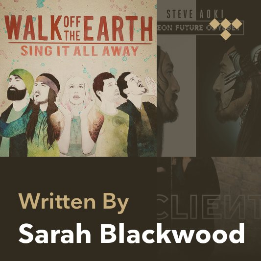 Songwriter Mix: Sarah Blackwood