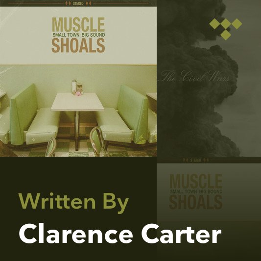 Songwriter Mix: Clarence Carter