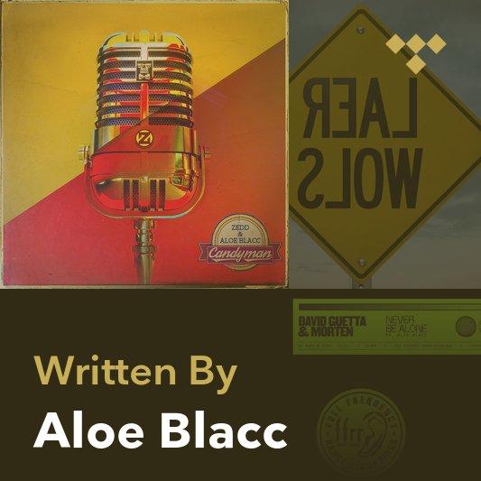 Songwriter Mix: Aloe Blacc