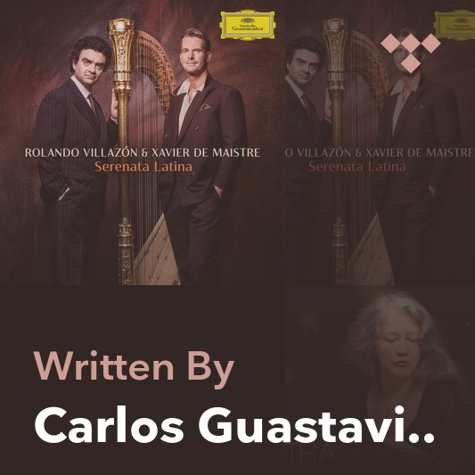 Songwriter Mix: Carlos Guastavino
