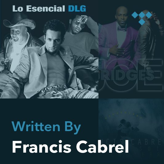 Songwriter Mix: Francis Cabrel