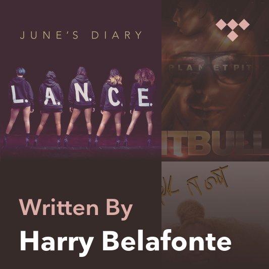 Songwriter Mix: Harry Belafonte