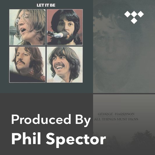 Producer Mix: Phil Spector