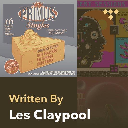 Songwriter Mix: Les Claypool