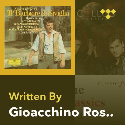 Songwriter Mix: Gioacchino Rossini