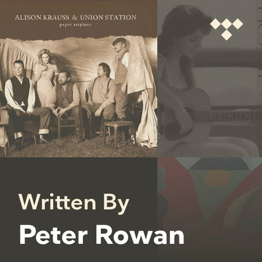 Songwriter Mix: Peter Rowan