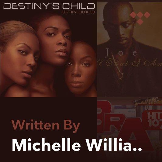Songwriter Mix: Michelle Williams