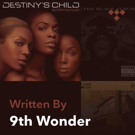 Songwriter Mix: 9th Wonder