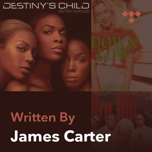Songwriter Mix: James Carter