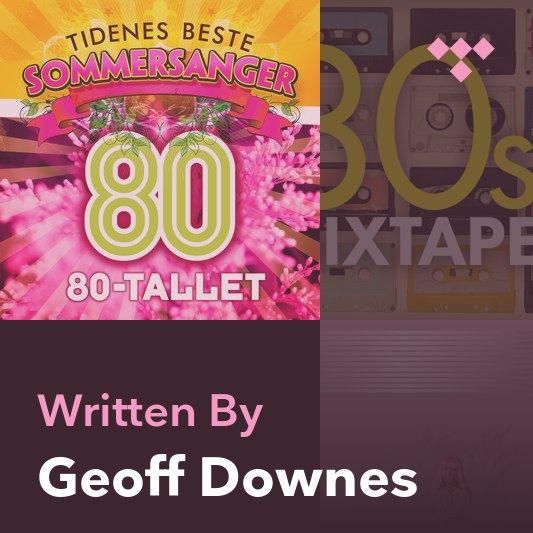 Songwriter Mix: Geoff Downes