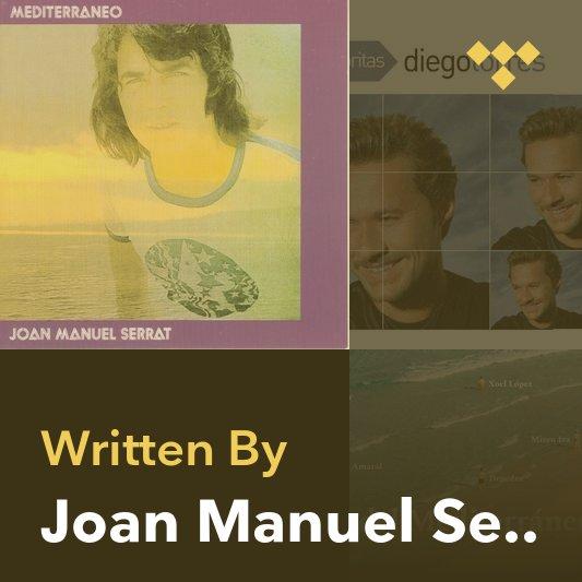 Songwriter Mix: Joan Manuel Serrat