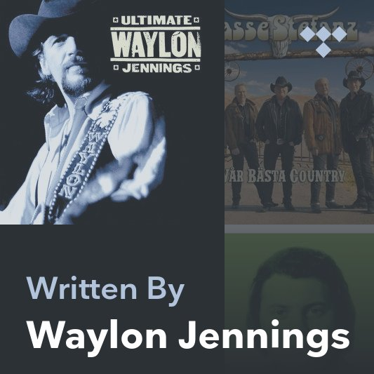 Songwriter Mix: Waylon Jennings