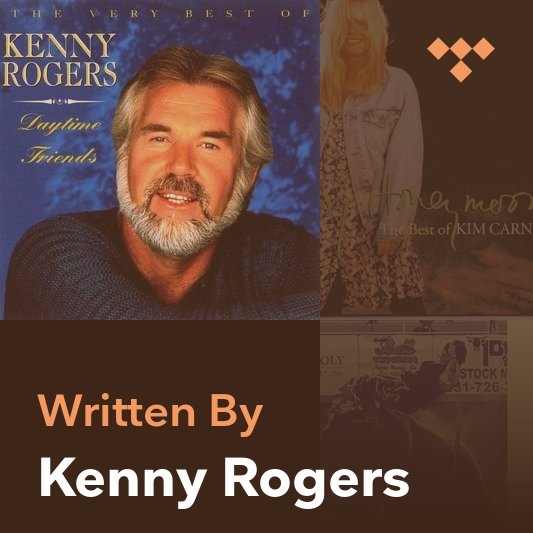 Songwriter Mix: Kenny Rogers