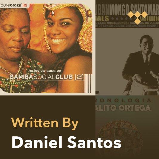 Songwriter Mix: Daniel Santos