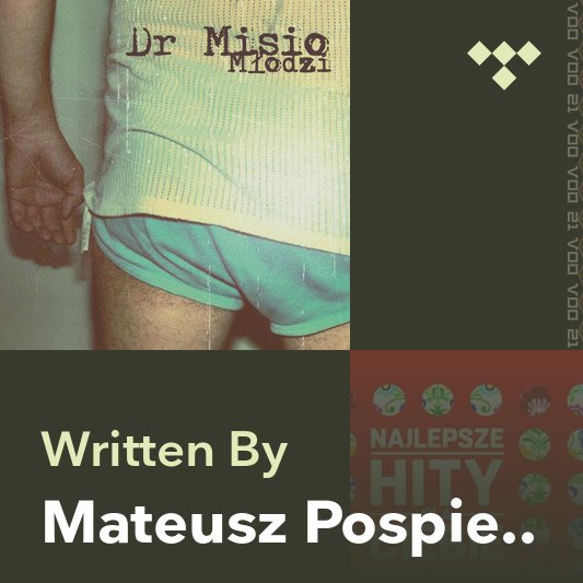 Songwriter Mix: Mateusz Pospieszalski