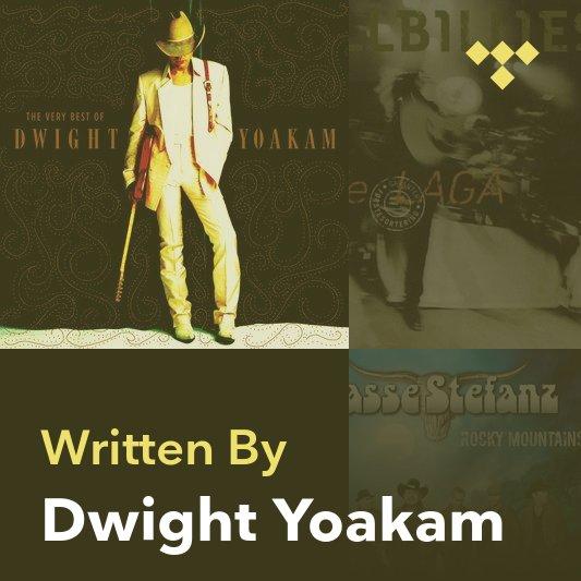 Songwriter Mix: Dwight Yoakam