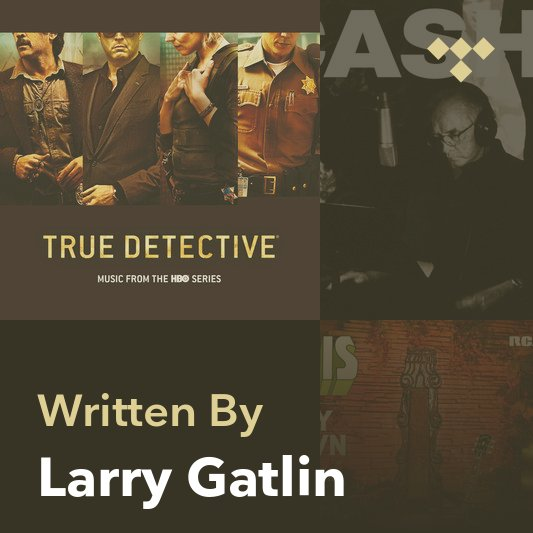 Songwriter Mix: Larry Gatlin