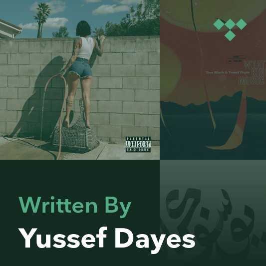 Songwriter Mix: Yussef Dayes