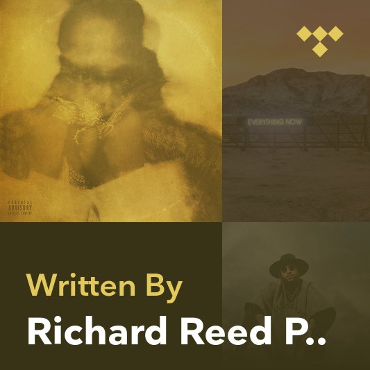 Songwriter Mix: Richard Reed Parry