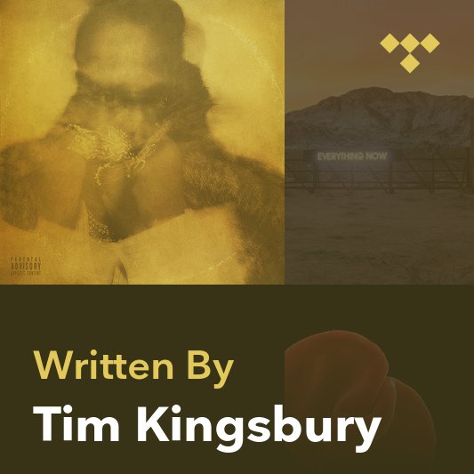 Songwriter Mix: Tim Kingsbury