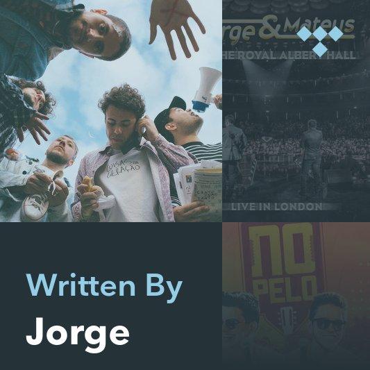 Songwriter Mix: Jorge