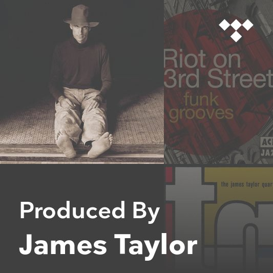 Producer Mix: James Taylor