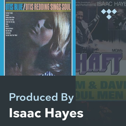 Producer Mix: Isaac Hayes