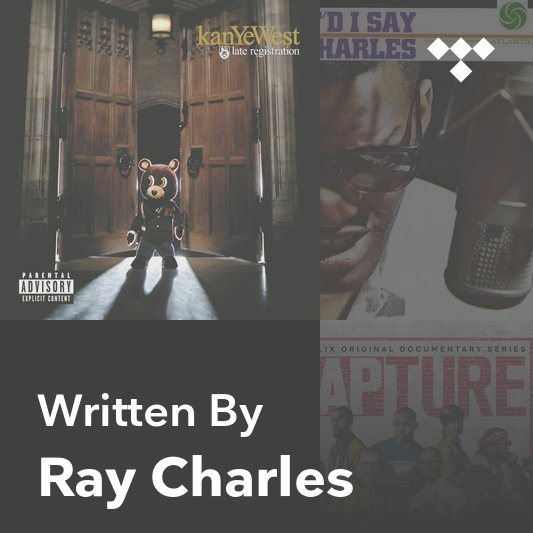 Songwriter Mix: Ray Charles