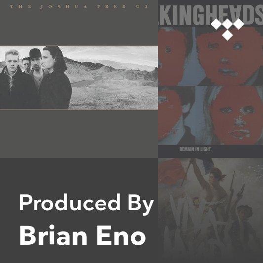 Producer Mix: Brian Eno