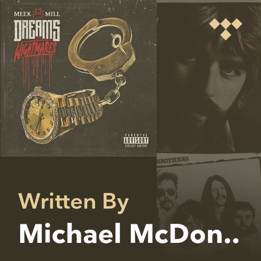 Songwriter Mix: Michael McDonald