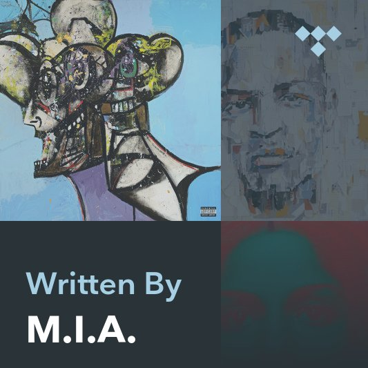 Songwriter Mix: M.I.A.
