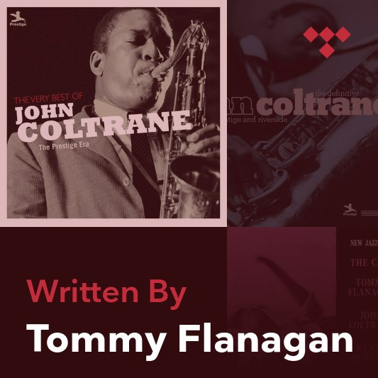 Songwriter Mix: Tommy Flanagan